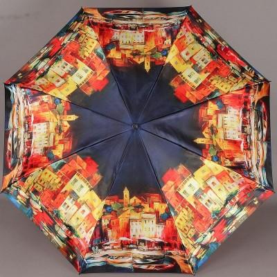 Женский зонт Zest 23744-3007 Городской пейзаж