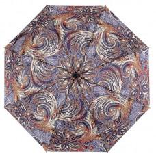 Зонт женский ZEST 23745-0087 узорчатый