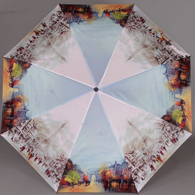 Зонт с парижской тематикой Zest 23745-8018