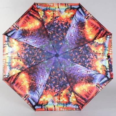 Зонтик женский ZEST 23815 Прекрасная осень