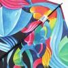 Зонт женский Zest 23816 Под зонтом