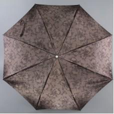 Зонт женский 23843-04 Zest Exquisite кружева на коричневом