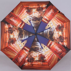 Женский зонт полный автомат Zest 23845-043 Лондон