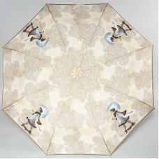 Зонт Zest женский 23846-702 Девушка под зонтом автомат