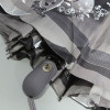 Зонт Zest женский 23846-0032 Бабочки на сером автомат
