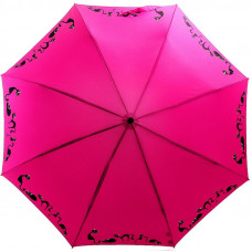 Женский зонт ZEST 23849-1023 Забавные кошки