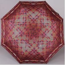 Женский зонт ZEST 23917-117 Тетрис