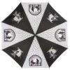 Ретро зонтик от дождя ZEST 23926-408