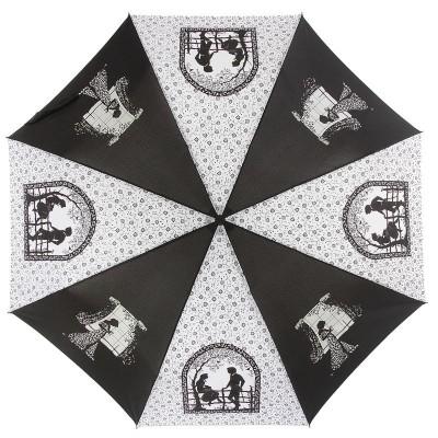 Ретро зонтик от дождя ZEST 23926