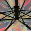 Зонтик в три сложения Zest 23926-1139 Вечерний мегаполис