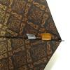 Зонтик женский ZEST 23928-273B Узоры в переливах коричневого