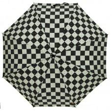 Женский зонтик ZEST 23928-103 шахматы