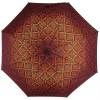 Зонт женский ZEST 23928-273A Красно-желтый узор