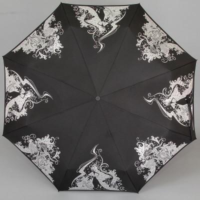 Женский зонтик Zest 23929-1338 Силуэты праздника