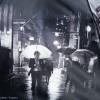 Зонт женский Zest 239444-54 Под дождем