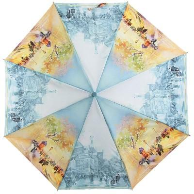 Зонтик женский ZEST 23945 Городские пейзажи
