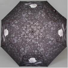 Зонт женский ZEST 239455-08 Кувшинка в узорах