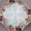 Женский компактный зонт Zest 239555-18 Париж, акварель