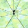 Зонт женский Zest 239555-81 Зеленые листья