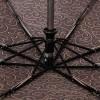 Зонтик узоры с бантом по канту ZEST 23957-220