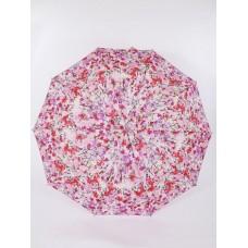 Женский зонт 10 спиц Цветы ZEST 23967-105