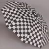 Зонт (10 спиц) женский ZEST 23968-103 Шахматка