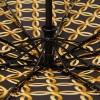 Зонт женский ZEST 23968-262 Золотое плетение