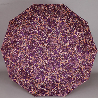 Зонт женский (10 спиц) ZEST 23968 Узоры