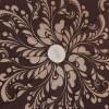Зонт с кожаной ручкой ZEST 23969-1263 Русские мотивы