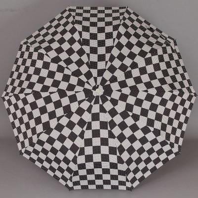 Женский зонт ZEST 23969 Шахматы