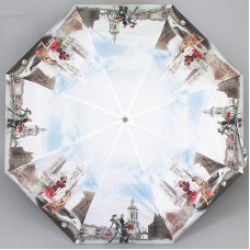 Зонт женский с большим куполом ZEST 23995-9105