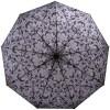 Женский зонтик с длинным стержнем ZEST 239996-1280 Завораживающий узор
