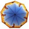 Зонт с длинным стержнем ZEST 239996-8027 Осенняя прогулка