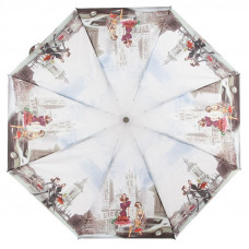 Компактный зонт ZEST 24665 Модницы