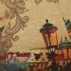 Зонт женский ZEST 24755-062 Старый город