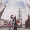 Зонтик ZEST 24755-9105 Модницы