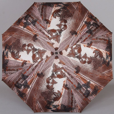 Зонт с бабочками компактный (25 см) Zest 24757