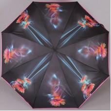 Женский зонт с большим куполом Zest 24985-0066 Цветок