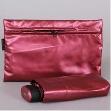 Зонтик плоский супер мини плюс сумочка ZEST 25513-03