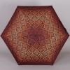 Плоский зонт Zest 25518-273 Жгучий орнамент