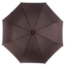 Мужской зонт трость с большим куполом ZEST 41652 турецкие огурцы на синем