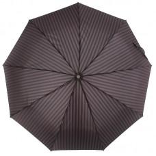 Мужской зонт галстучный Zest 43943 с деревянной ручкой крюком