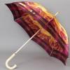 Подарочный женский зонт трость Zest