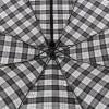 Зонтик в клетку Zest 53842-20 Серебряная Нитка