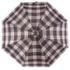 Зонт Zest женский 53842-0129 Gray With Purple Stripe
