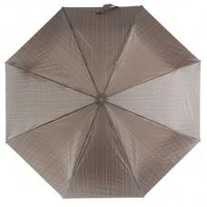 Зонт Zest женский 53842-02 Gray Small Check Pattern