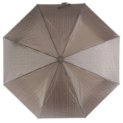 Зонт Zest женский 53842 Gray Small Check Pattern