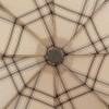 Зонт Zest женский 53842-901 Beige Brown Сheck Pattern