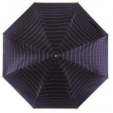 Зонт женский ZEST 53842-69 Navy Blue Сheck Pattern