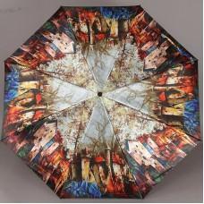 Зонт женский ZEST 53864-040 Домики